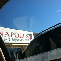 Photo taken at Napoli's by Lyndsay P. on 11/6/2012