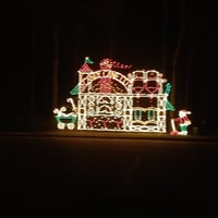 photo taken at lake lanier39s magical nights of lights by brittany