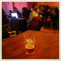 Photo taken at Équitable Café by Ne10 on 2/13/2013