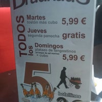 Photo taken at Cervecería Brauhaus by Cristina R. on 12/14/2013