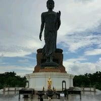 Photo taken at สำนักงานพระพุทธศาสนาแห่งชาติ by Eme S. on 9/7/2016