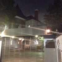 Photo taken at Embassy of the Republic of Indonesia by junko on 8/8/2014