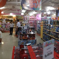 Photo taken at Toys Kingdom by Charles H. on 10/26/2013
