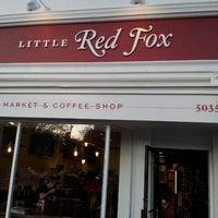 Foto tomada en Little Red Fox por Aurora M. el 4/24/2014