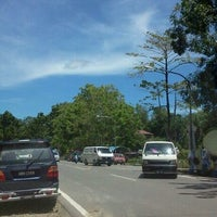 Photo taken at SMK LAWAS, LAWAS by Jee on 5/3/2013