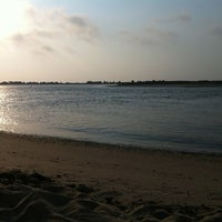 Photo taken at Riley's Beach by Karen S. on 9/11/2013