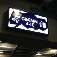 Photo taken at Cineplex Odeon Forum Cinemas by Erika B. on 12/25/2012