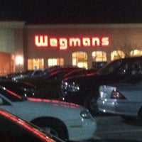 Photo taken at Wegmans by Jake S. on 1/7/2013