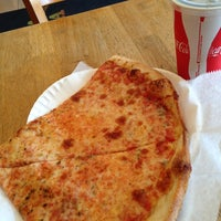 Photo taken at Gotham Pizza by Jose R. on 4/8/2013