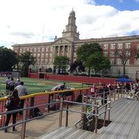 Das Foto wurde bei Franklin K. Lane High School von Jose R. am 9/14/2013 aufgenommen