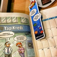Photo taken at Yapı Kredi Altunizade Private Banking by GÜLBEN Ö. on 1/14/2016