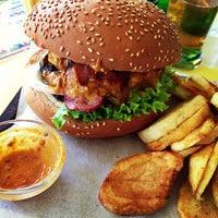 Photo taken at Kozi's - Meet 'n Eat by Charis T. on 5/31/2013