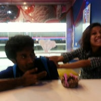 Photo taken at Baskin Robbins at EA by Renitha T. on 1/11/2013