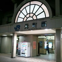 Photo taken at JR Motomachi Station by Tetsuyuki N. on 2/22/2013
