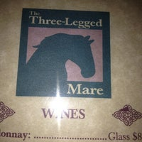 Photo taken at The Three-Legged Mare by TJ H. on 2/17/2013