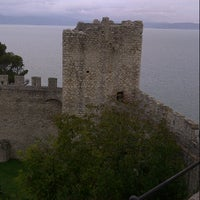Photo taken at La Rocca Medievale by Mario M. on 11/3/2012