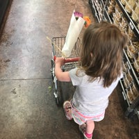 Photo taken at Olivia's Market by Justine L. on 6/8/2017