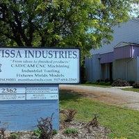 Photo taken at Mantissa Industries, Inc. by Sam H. on 6/11/2013