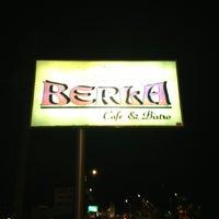 Photo taken at Berla Cafe by Gökhan CENGİZ on 9/9/2013