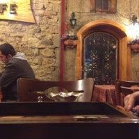 Photo taken at İzmirli Mahzen Cafe by Gökhan C. on 1/25/2013
