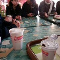 Photo taken at Dunkin' Donuts by Nour S. on 1/31/2013