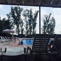 Photo taken at Complex Piscine Urziceni by Anca G. on 7/26/2016