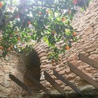 Photo taken at Underground Gardens - Baldasare Forestiere by nicholas a. on 4/6/2016