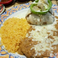 Photo taken at Rancho Viejo Mexican Grill by nicholas a. on 2/17/2017