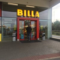 Photo taken at Billa by Luci on 10/10/2016