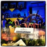 Photo taken at Fish & Drink pescheria Ettore by Gaia D. on 7/26/2013
