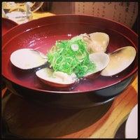 Photo taken at うろこ屋 by radioc@t on 1/24/2014