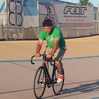 Photo taken at Chicago Velo Campus by Jeremy T. on 9/7/2014