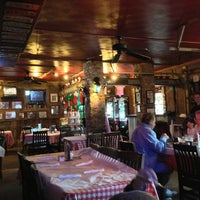 Photo taken at Bubba's Roadhouse & Saloon by Robin V. on 12/30/2012