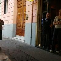 Photo taken at Da Vincenzo by Cindy M. on 10/8/2012