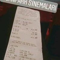 7/6/2017 tarihinde Zeynep H.ziyaretçi tarafından Canpark Sinemaları'de çekilen fotoğraf