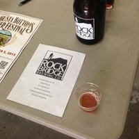 Photo taken at Rock Bridge Brewing Co. by Ashley M. on 9/20/2013