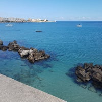 Photo taken at Porto di Otranto by Liane on 9/15/2017