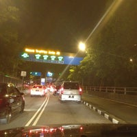 Photo taken at Woodlands Checkpoint (Causeway) by Sammie S. on 12/8/2012