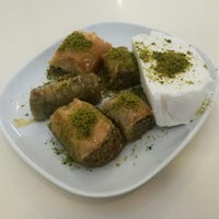 Photo taken at Baklavacı İlhan by Yasin S. on 6/17/2018