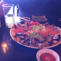 Photo taken at Kony Sushi by Andre K. on 3/29/2013