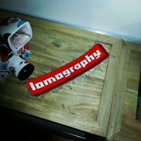 Photo taken at Lomography Gallery Store by Andy S. on 1/9/2013