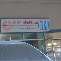 Photo taken at TiKi by 'THAZYA' Anastasia Rizki on 10/30/2012