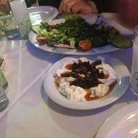 Photo taken at Karina Balık Restaurant by Eren S. on 3/15/2013