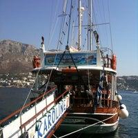 Photo taken at Telendos Island by Aurora I. on 9/29/2012