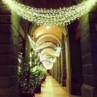 Photo taken at Via Farini by Aurora I. on 11/24/2013