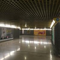 Photo taken at Metro Sondrio (M3) by Marussia K. on 1/18/2018