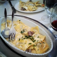 Photo taken at Trattoria Del Fagiano by Marussia K. on 3/2/2014