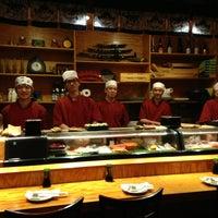 Photo taken at Taka Sushi by Karen B. on 2/17/2013
