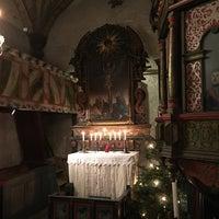 Снимок сделан в Åre gamla kyrka пользователем Johanna S. 12/25/2016