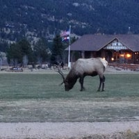 Photo taken at YMCA of the Rockies by Scott S. on 11/2/2012